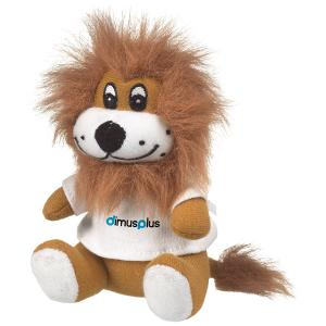 Lion cuddly toy