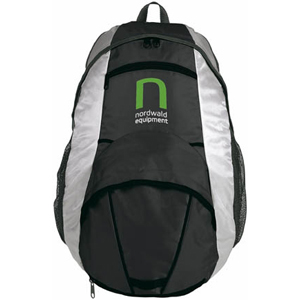 Rucksack with Football Compartment