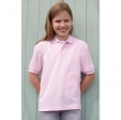Fruit Of The Loom 65/35 Piqu� Polo Childrens
