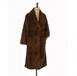 Fleece Bathrobe