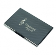 Raven Metal Card Case